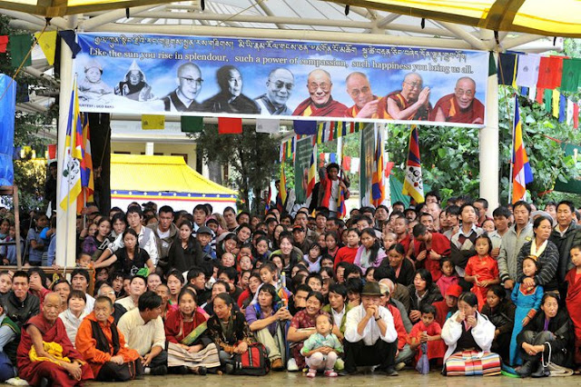 HHDLs 75th Birthday Celebration in Dharamsala, India (Photo:Zoksang) - 34894_424184404680_745344680_4587609_8228677_n.jpg