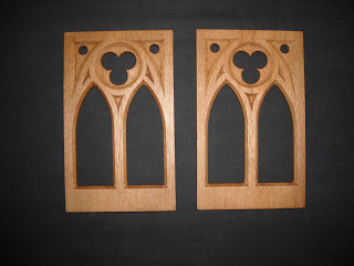 gothic oak panels for the strycsitten
