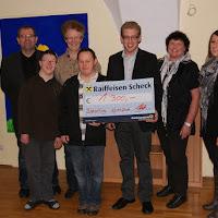2011.11.03. Spende Piusheim