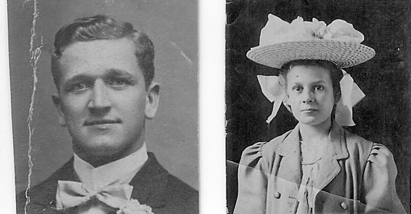 August and Henrietta Boekman