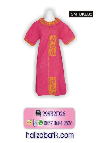 Baju Batik Modern, Batik Modern, Dress Batik Terbaru