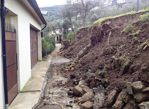 Douro faz inventário dos prejuízos provocados pelo mau tempo