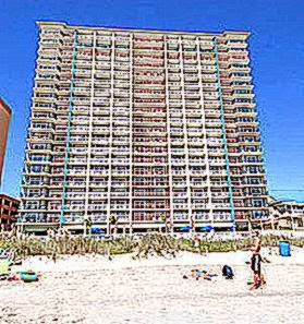 Paradise Resort   Myrtle Beach Condos for Sale