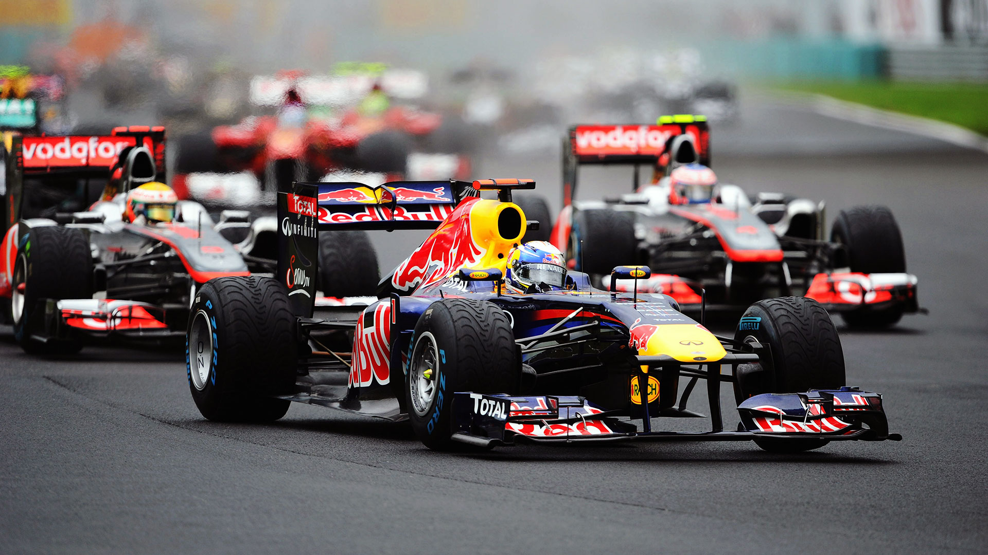 hd wallpapers 2011 formula 1 grand prix of hungary | f1-fansite