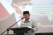Jokowi Cek Gudang Beras, Mentan: Sesuai Perintah Presiden Kondisi Beras Kita Aman