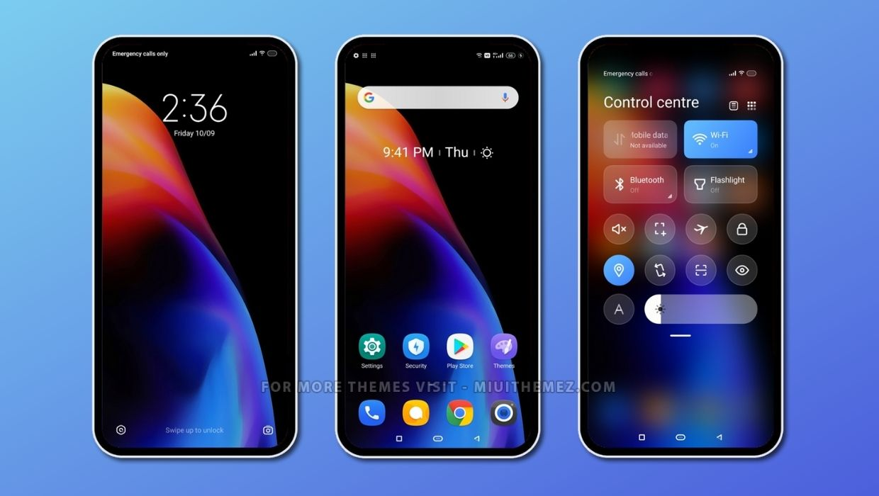 Meeye Theme for MIUI 12 Devices
