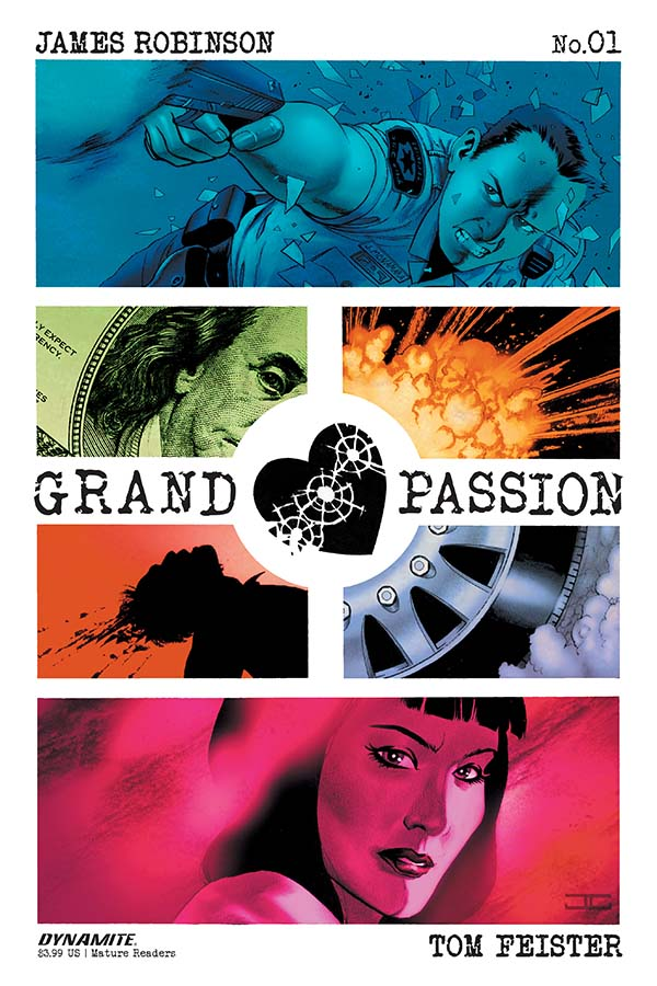 GrandPassion01 Cov A Cassaday