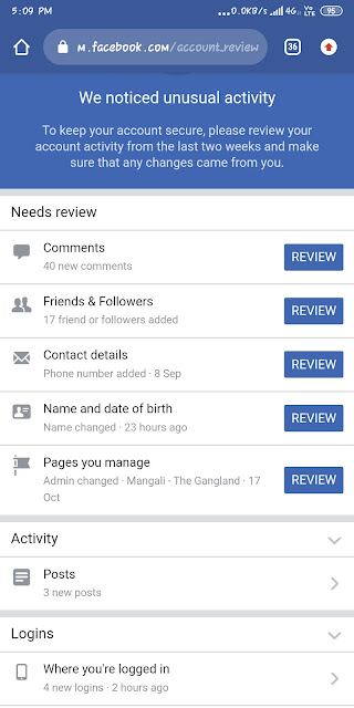 how to change name in Facebook before 60 days