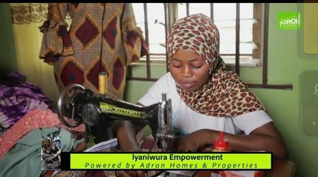 Iyaniwura foundation empowers artisans in Ogun