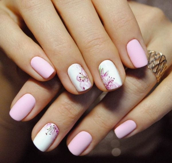 Cool Summer Nail Art Designs for Beginners 1