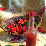 "Peppers + this recipe = hot sauce ""to die for""!  Photo by Erin Turner."