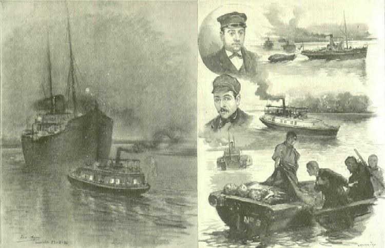 Grabados de José Arpa publicados en el Nº XLIII de la revista LA ILUSTRACION ESPAÑOLA Y AMERICANA, de 22 de noviembre de 1896.jpg
