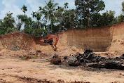 Ditreskrimsus Polda Aceh Amankan Tiga Lokasi Tambang Ilegal di Lhokseumawe