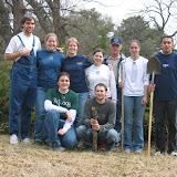 Service Saturday @ Abilene State Park & Buck Creek Trails - April 2006
