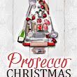 Cover Reveal - A Prosecco Christmas by Sylvia Ashby