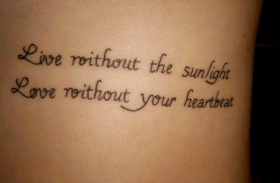 40 Awe Inspiring Tattoo Sayings   SloDive