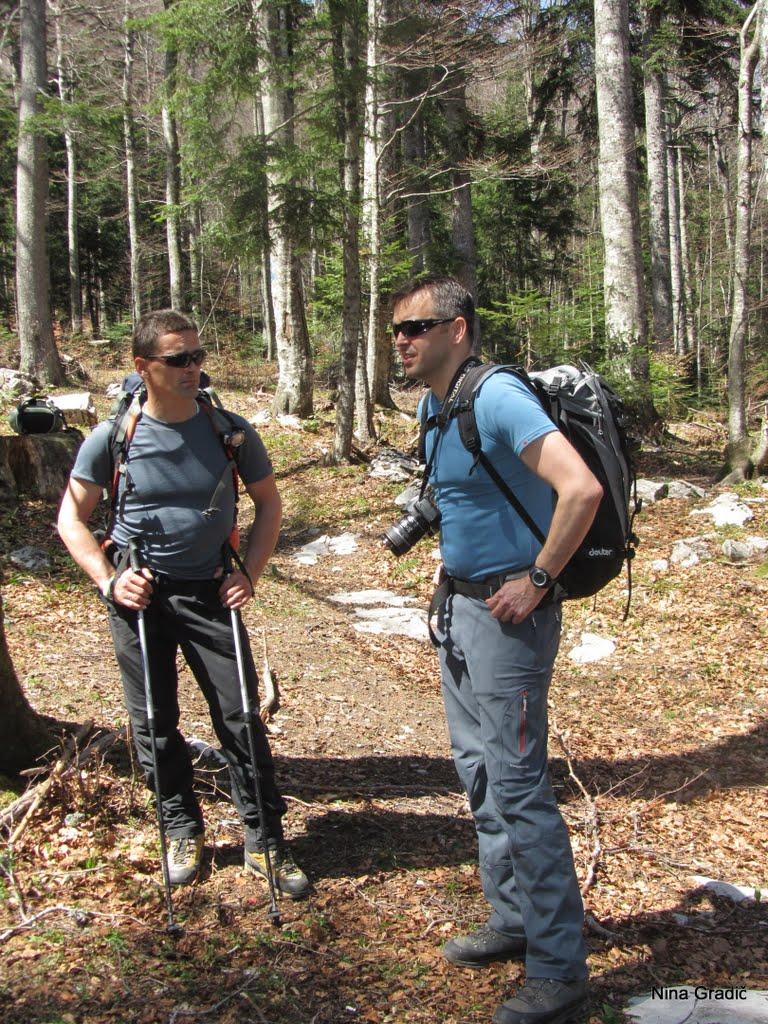 Pogovor o slovenskem in bosanskem planinstvu - o možnem sodelovanju?