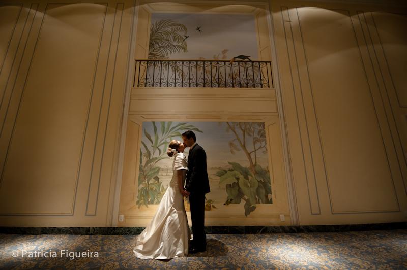 Foto de casamento 1817 de Sunny e Richard. Marcações: 18/06/2011, Casamento Sunny e Richard, Copacabana Palace, Hotel, Rio de Janeiro.