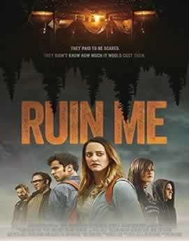 Capa Ruin Me Dublado 2018 Torrent