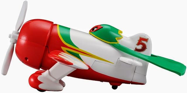 Đồ chơi Máy bay El Chupacabra phát ra âm thanh rất độc đáo