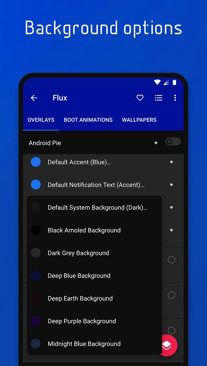Flux - Substratum Theme Screenshot 6