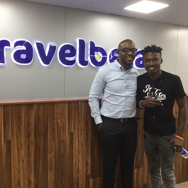 #BBNaija: Efe Gets Business Class Return Ticket To His Dream Destination, Brazil