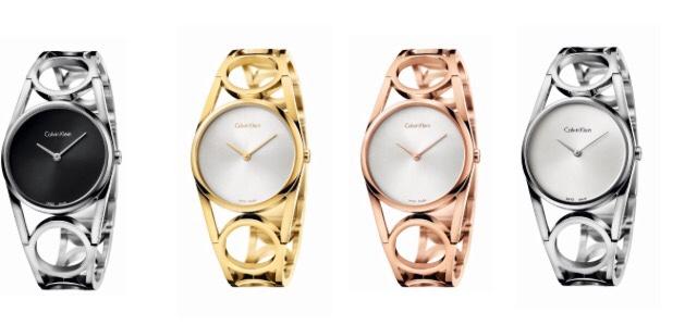 7e38c6e0f12 Calvin Klein lança novo relógio para mulher!