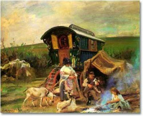 Gypsies And Their Enchanting Ways Of Life