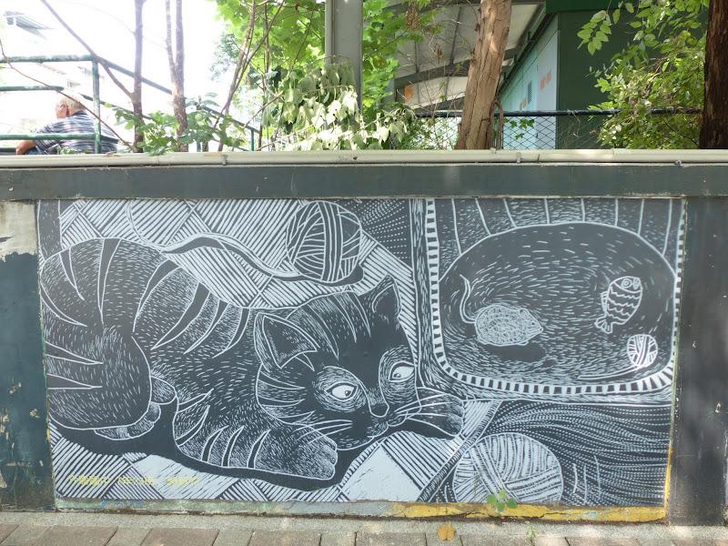 Taipei. Modélisme davions et Street art - P1250768.JPG