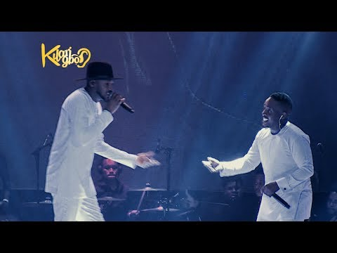 [Video] Legend 2FACE & MI Shutdown Lagos