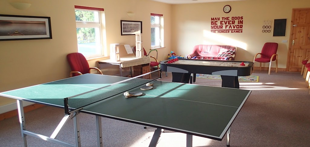 Lough Gara Lodge Games Room
