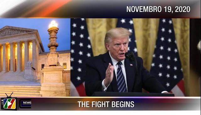 CLNews edição especial - as eleições nos Estados Unidos.