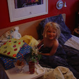 Felicia 6 år