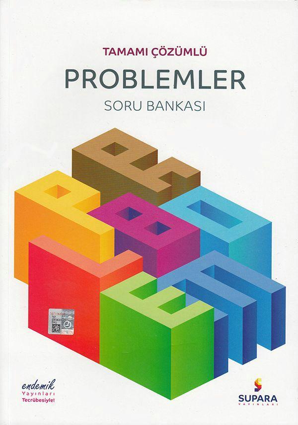Supura Yayınları Problemler Tamamı Çözümlü