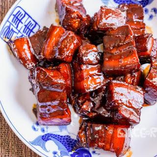 Red Braised Pork Belly (Hong Shao Rou) Recipe