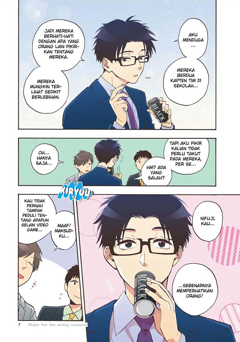 Wotaku ni Koi wa Muzukashii Chapter 31-10