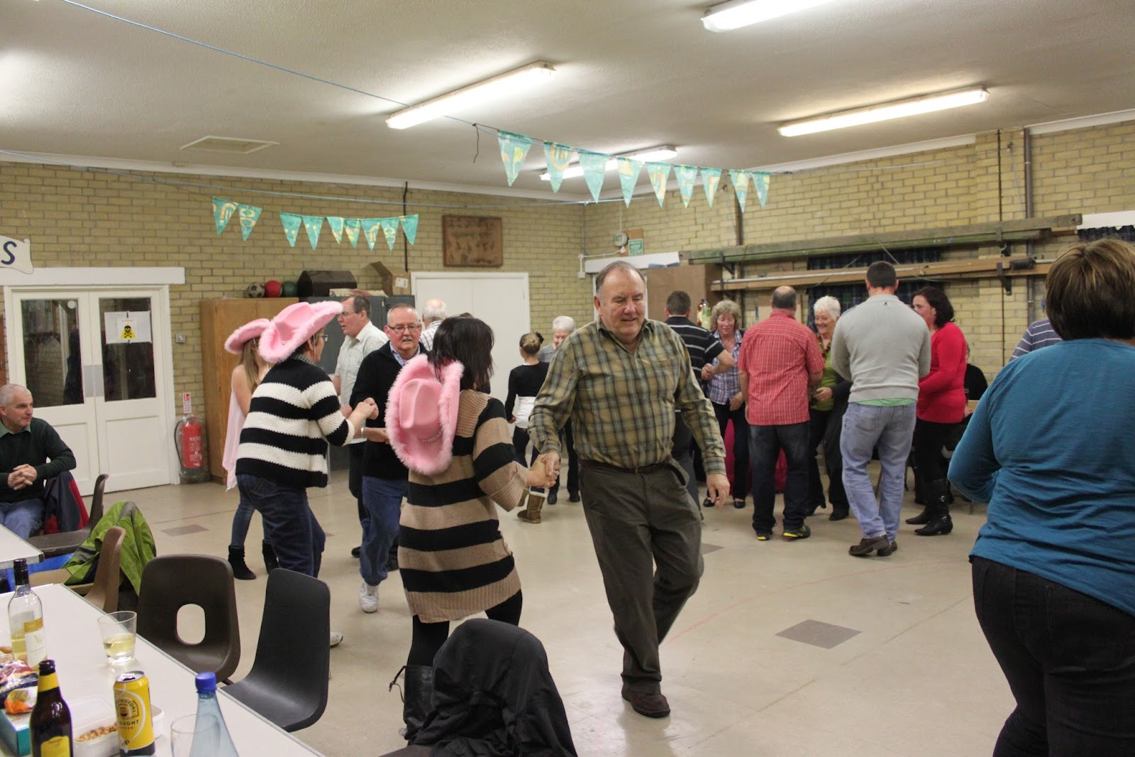 Barn Dance - February 2012