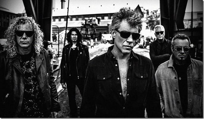 Bon Jovi en Buenos Aires Argentina