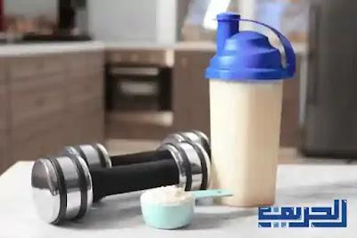 مشروب الطاقة قبل التمرين