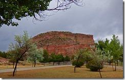 Arizona - New Mexico Border on I-40