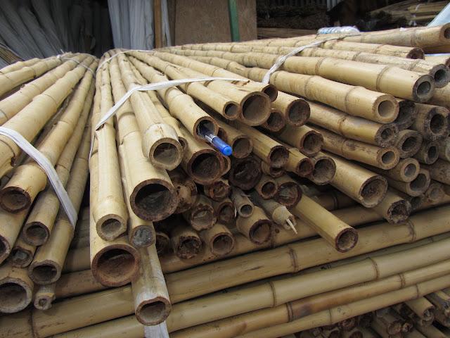 bambukovue palki