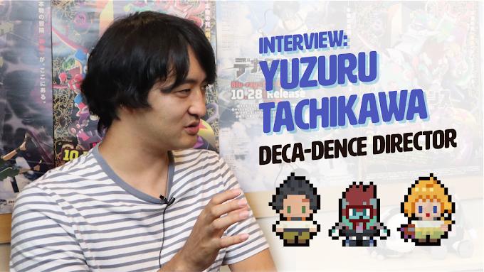 Entrevista a Yuzuru Tachikawa, director de DECA-DENCE.