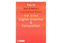High School English Grammar & Composition by-Wren & Martin's - PDF