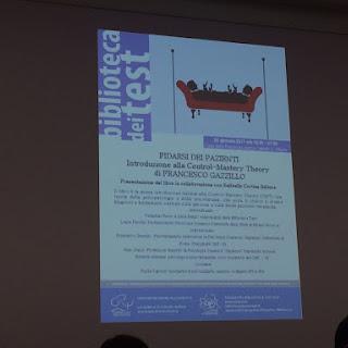 """Presentazione del libro """"Fidarsi dei pazienti"""" a Milano presso la Casa della Psicologia"""