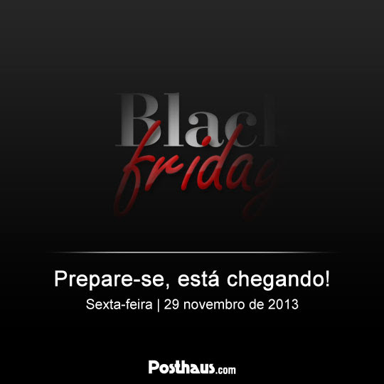 Black Friday Brasil 2013