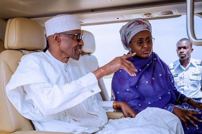Just In: Aso Rock Empty As Buhari, Aisha, others depart Nigeria