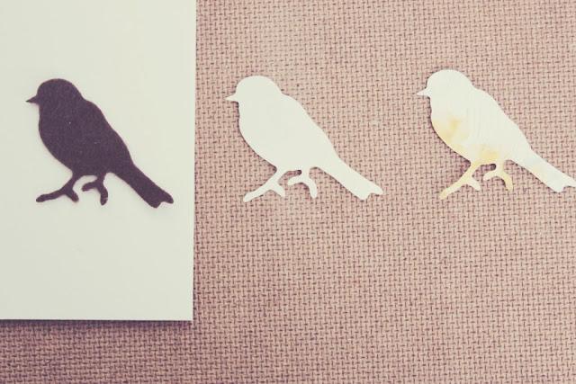 Вырубные птички