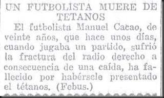 19240521 LA VOZ Cacao