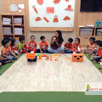 Orange Day Celebration of Nursery Evening Section at Witty World, Chikoowdi (2017-18)