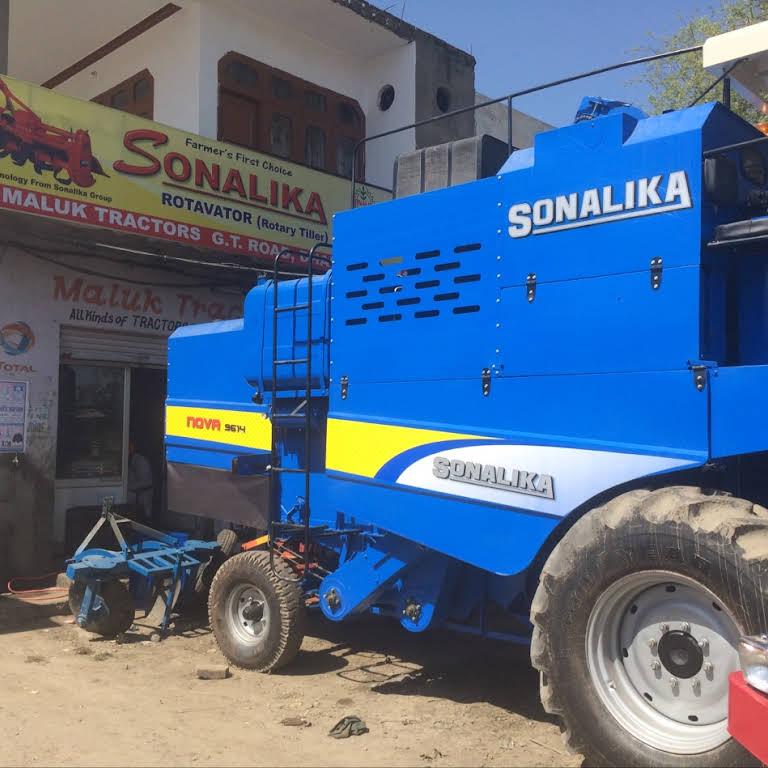 Sonalika Rotavator Dealers